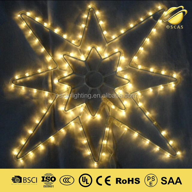 outdoor decorative led star motif christmas lighting & Buy Cheap China outdoor motif light Products Find China outdoor ...