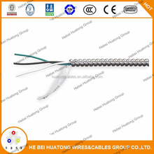 Best price XLPE Insulated Sheathed Aluminum Wire Armoured mc cable