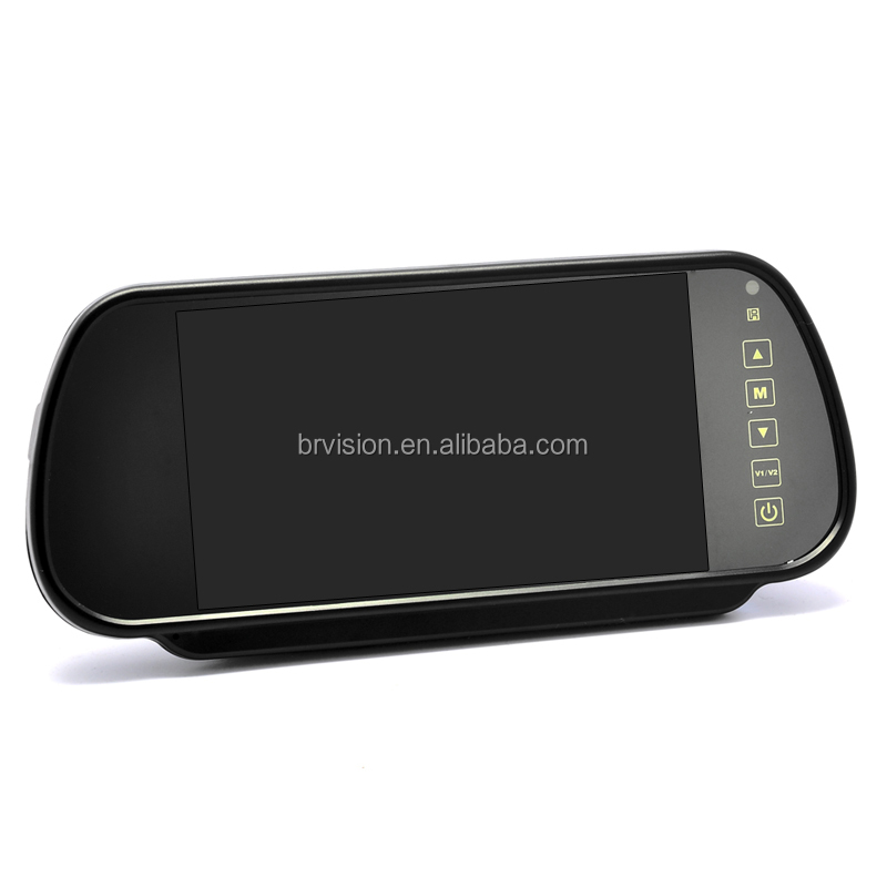 AHD 720p DVR with reversing rear view camera system