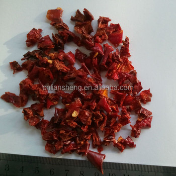 China Dried Red Bell Pepper
