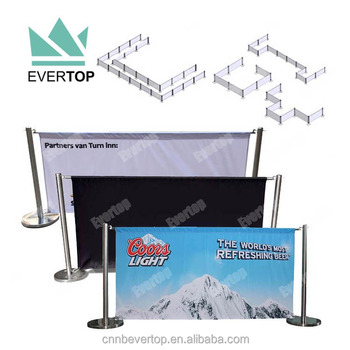 TS CB01 Quality Assured Cafe Restaurant Divider Barrier, Outdoor Privacy  Divider Screen Panel,