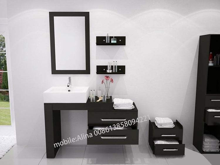 Mw002 New Design Wooden Vanity Rv Bathroom Vanity Cabinet - Buy ...