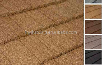 Synthetic Terracotta Roof Tile
