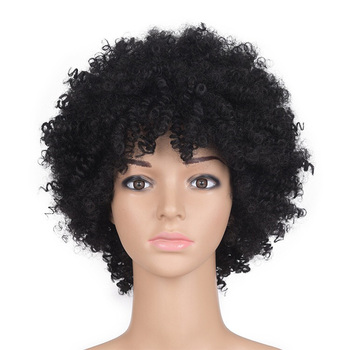 High Quality Synthetic Hair Deep Afro Wave