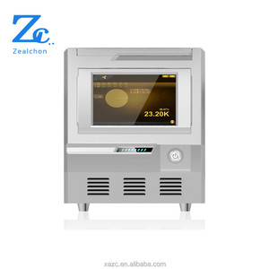 XRF Trade Assurance digital gold silver testing machine