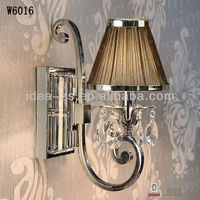 new style crystal wall lamp for home or hotel ,IDEA lighting
