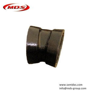 China Epoxy Coated Ductile Iron Pipe Fitting For Water Supply Project, Drainage,Sewage, Irrigation and Water pipeline