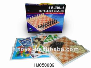 Intellect game chess 12-in-1,Chess sets