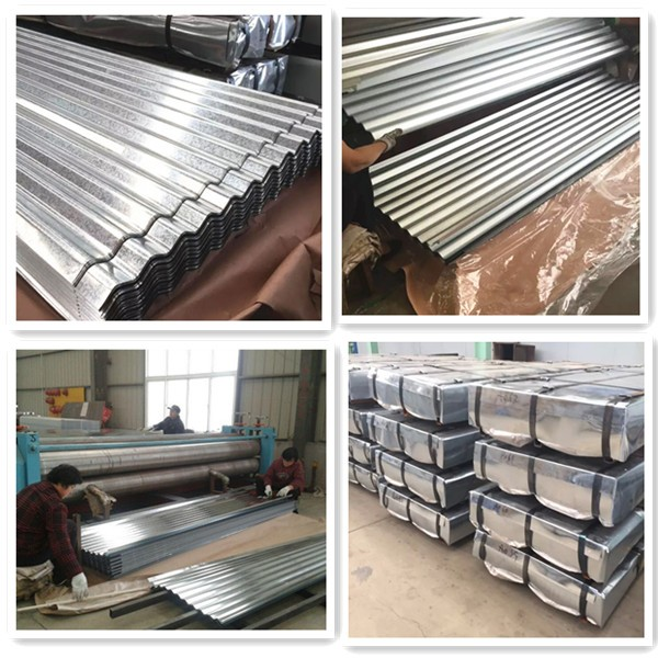 Roof Tiles Metal Zinc Roofing Sheet