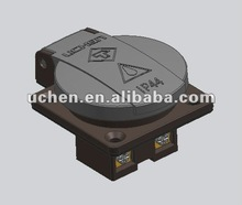 20A brazil waterproof socket\electrical socket