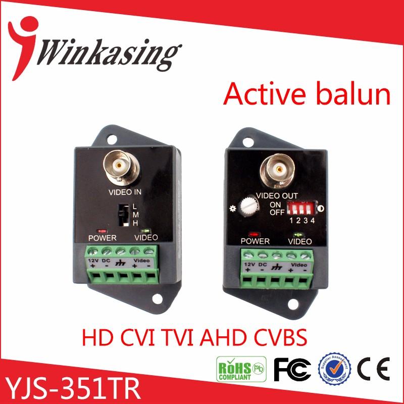 Hd Active Balun Hd Cvi Tvi Ahd Cvbs Ahd Active Balun Long Distance ...