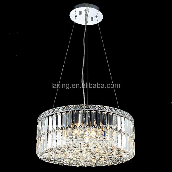 Contemporary Chandelier Crystal Ball Pendant Lighting String Light ...