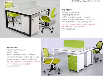 Office Partition Screen Panel Divider Buy Office Desk Dividers