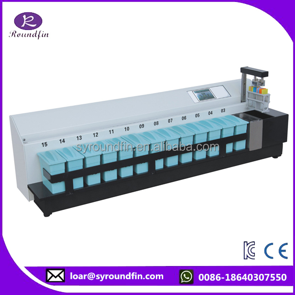 Hot selling automatic Medical Tissue Slide stainer