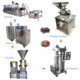 Professional Cacao Powder Processing Machine Cocoa Powder Making Machine