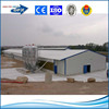 Prefab Steel Structure Mobile Poultry House/Shed for Caged Layers