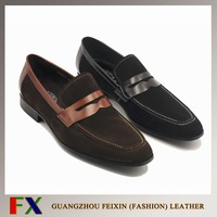2016 fashion casual penny loafer men leather shoe buy from china online