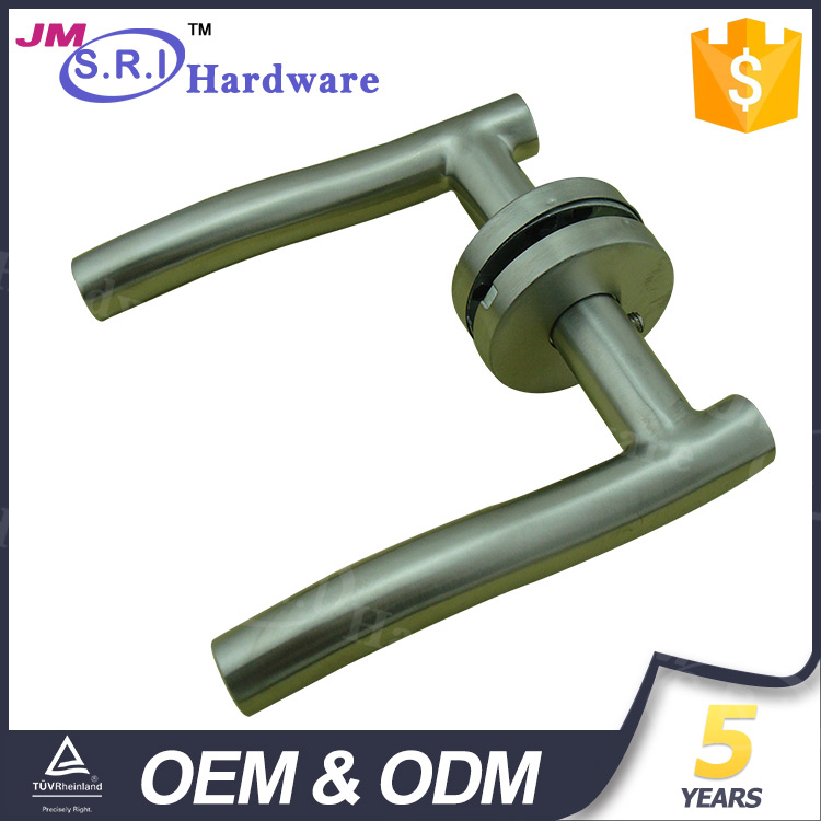 2017 high quality bathroom OEM american style door handle