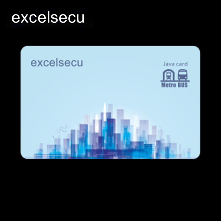ESECU OEM high-performance chips Contact Contactless Dual Interface plastic java smart card