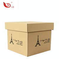 Large Capacity Paper Storage Box Board document Storage Boxes