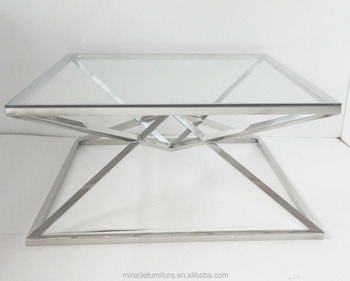 Swell Stainless Steel Diamond Shape Glass Top Square Coffee Table Buy Stainless Steel Diamond Coffee Table Diamond Design Square Coffee Table Glass Top Beutiful Home Inspiration Xortanetmahrainfo