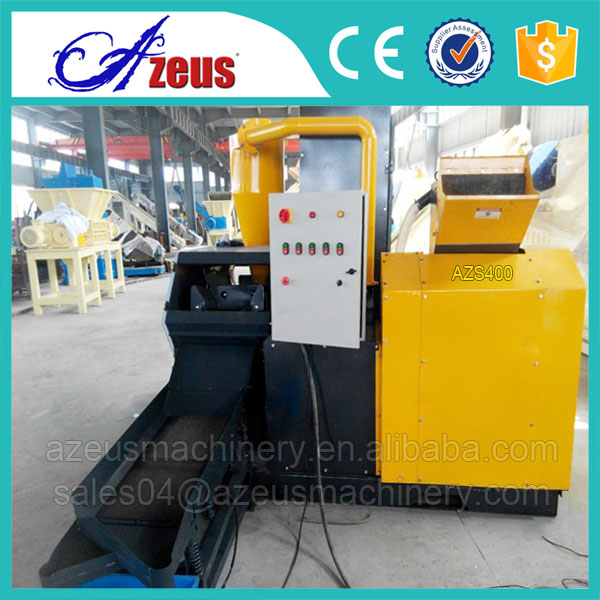 Kapazität 150-200kgs Pro Stunde Automatische Schrott Kupfer ...