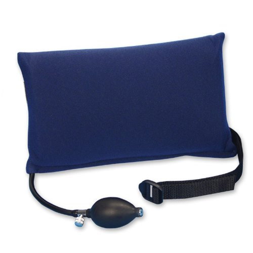 Inflatable Back Cushion - back inflatable pillow; inflatable lumbar pillow; inflatable support; air cushion; backrest cushion; inflatable back; back lumbar support; adjustable lumbar support; ergonomic lumbar support