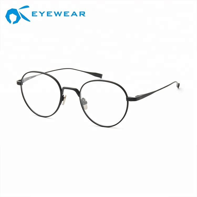 95cbb59aee07 2018 China Eyewear Manufacturers Fashion Design Eye Glasses Frame Round  Metal Optical Frame - Buy Round Metal Optical Frame