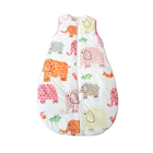 Personalized baby sleeping bag 2.5 tog pattern sleeping bag baby winter