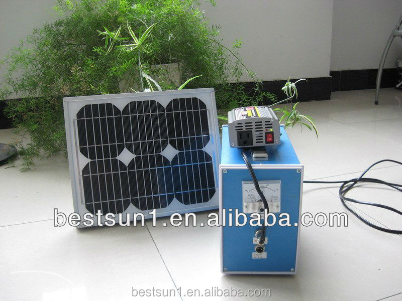 auto cool solar power car fan500W