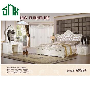Alibaba China Wholesale Classic Luxury Bedroom Furniture Set Hotel ...
