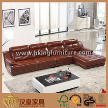 Top Grade Comfortable Tv Executive Living Room Sofa With Strong Armest