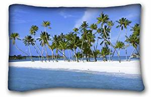 Generic Children's Nature Beaches water landscapes nature sand palm trees palm island beach Nature Beaches Size 20x30