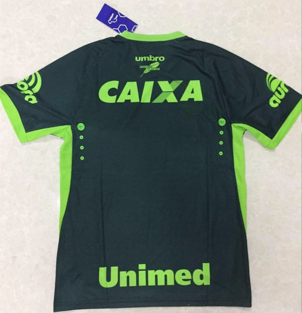 fff1a91ba15 2016 football jersey soccer jersey associacao chapecoense de futebol  chapeco SC Chapecoense AF home