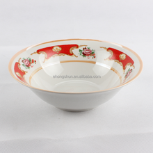Stocked Wholesale White Salad Soup Cheap Porcelain Ceramic sugar Bowl