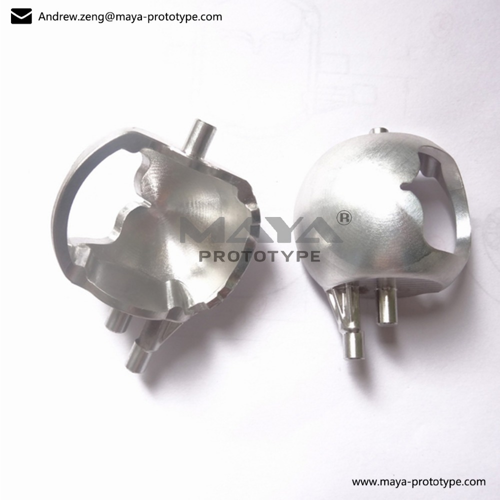 Customized CNC Aluminum machining parts,as machined parts,Small batch of machining parts,High and stable quality