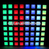 hot sale professional full color1.5 Inch 16*16 led dot matrix video display with high quality