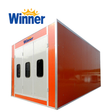 M3200C WINNER Popular Design Auto Paint Booth Drying Room with Infrared Lights