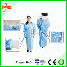 Hot new product for 2015 sterile disposable surgical gown