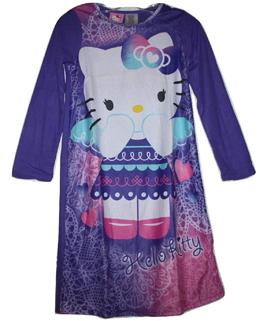 AME Sleepwear Nightgown Little Girls Hello Kitty  Magical Kitty Nightgown
