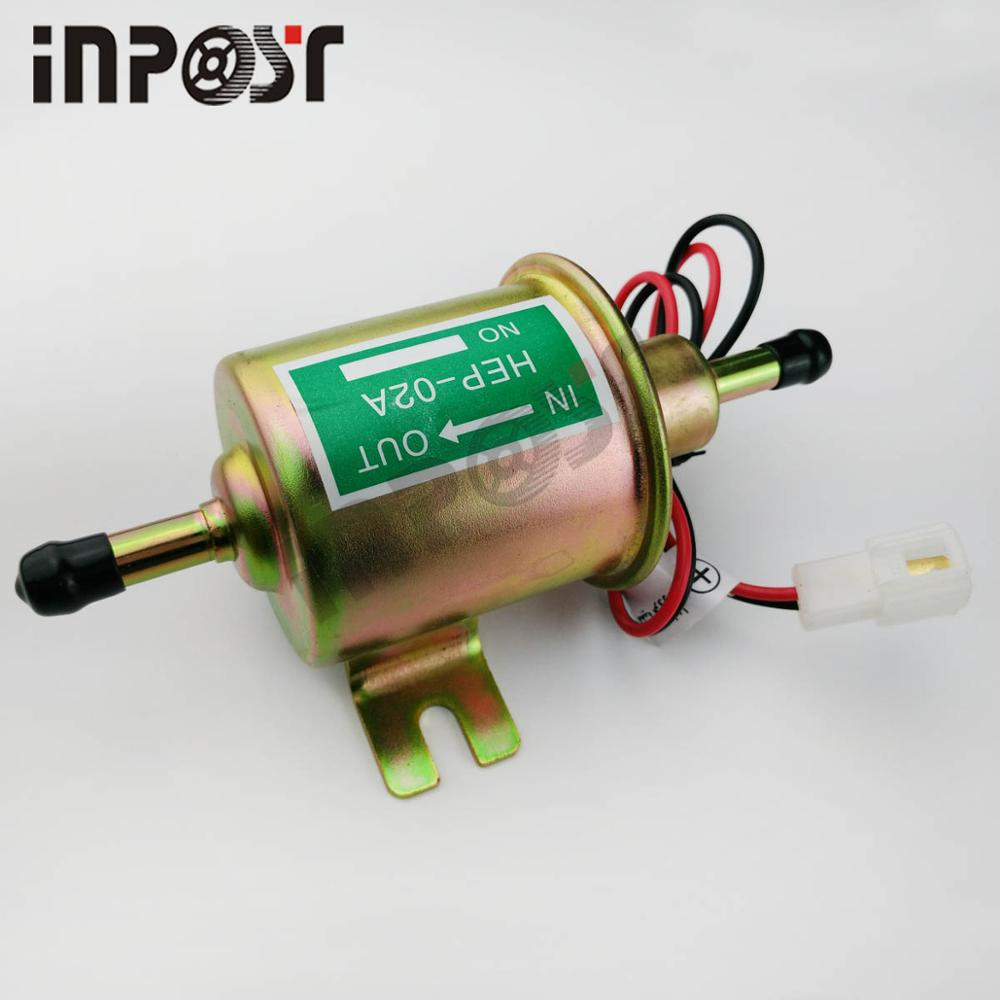 12v Low Pressure Diesel Electric Fuel Pump HEP-02A