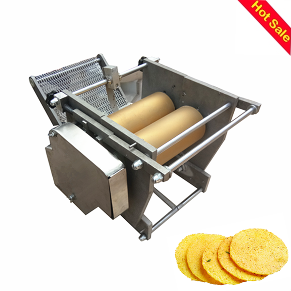 Roti chapati maker machine Tortilla Crepe making machine Automatic pancake maker machine