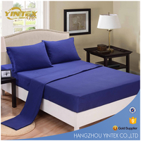 500 Thread Count Cotton American Size Bed Sheet Set