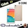 cubot X9 China smartphon slim phone with octa core Mt6592 2GB Ram