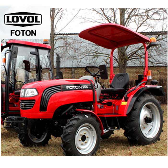 CE passed Foton Lovol 25HP Mini Farm Tractor TE254 For Sale