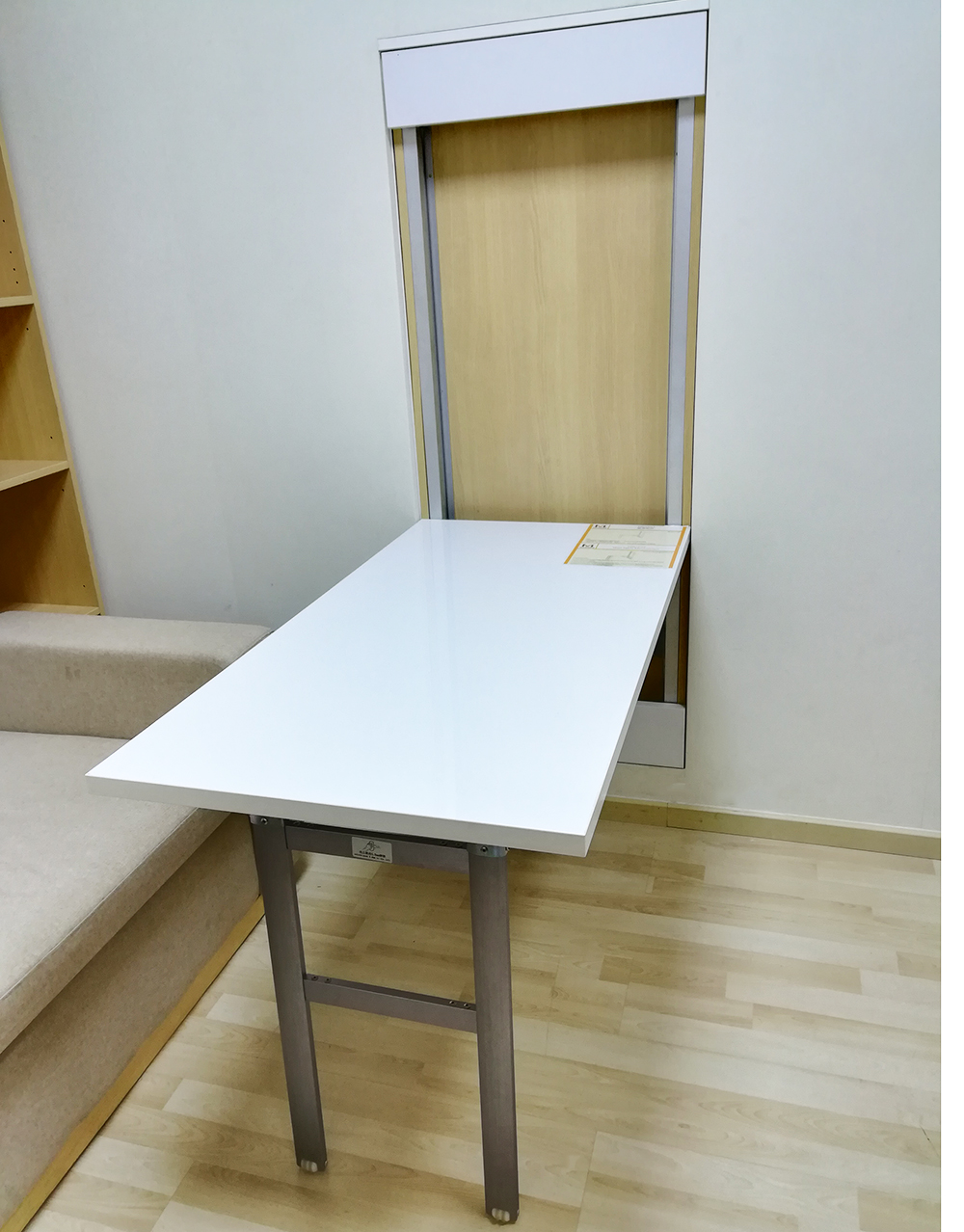 Desk Mechanism Wall Mounted Folding Down Table Hardware