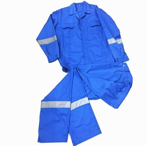 Protective Clothing Poly Cotton Cheap Safety coverall working uniform