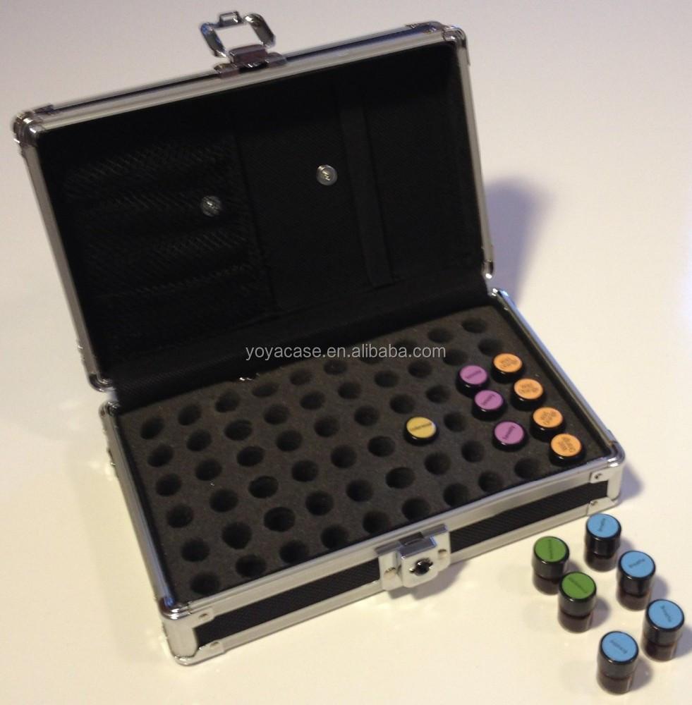 Branded Metal Essential Oil (sample Vials) Briefcase - Buy Sample ...