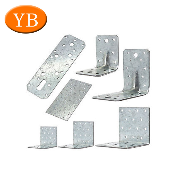 Stainless Steel Mount Bracket Corner Connections For