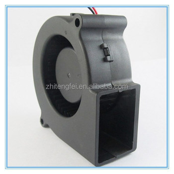 Ambeyond 75*75*30mm Dc Blower Fan 5v/12v 7530 Air Conditioning ...